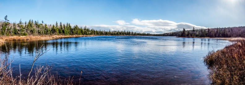 Paquets Lake